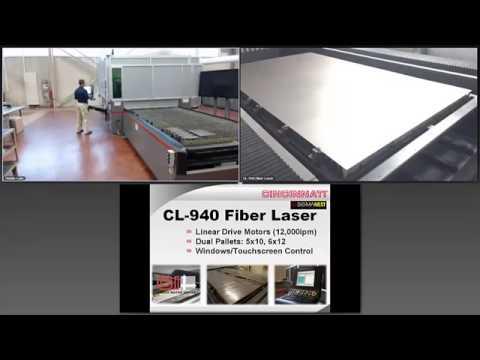 5 Laser Cutting Techniques - Demystified (SigmaNEST / Cincinnati 6/11/14)