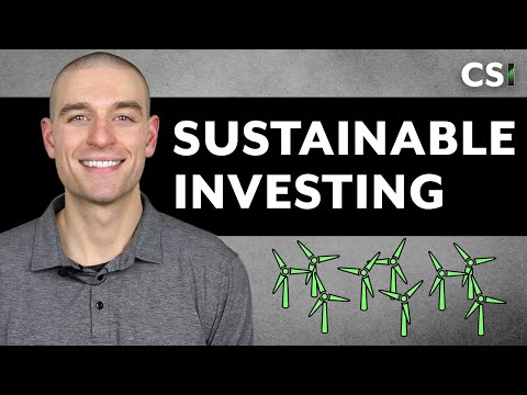 Sustainable Investing (ESG, SRI)