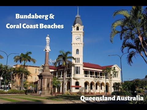 Bundaberg & Coral Coast Beaches - Queensland Australia