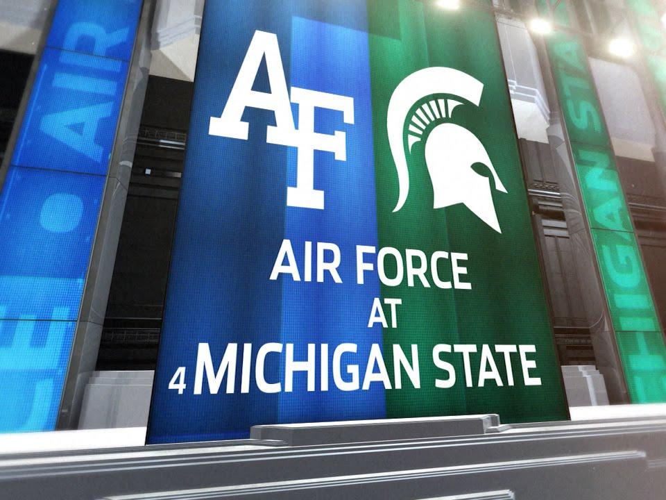 Air Force at Michigan State - Football Highlights - YouTube