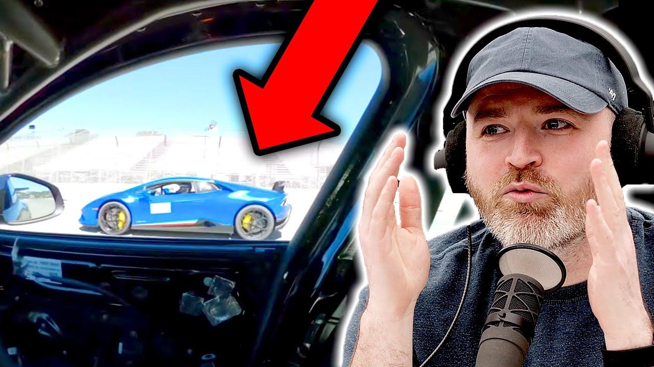 Lamborghini Gets Embarrassed by Tesla Model S Plaid...