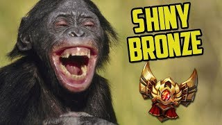 GOLD IS JUST SHINY BRONZE 😉- Ranked Journey 20 (League of Legends)