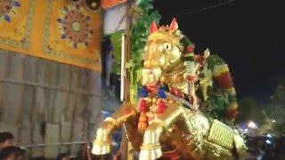 Madurai Chithirai Thiruvizha Alagar Ethirsevai 21St April 2016