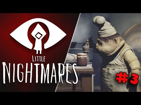 LITTLE NIGHTMARES - The Chefs #3