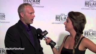 Tyler Traband Red Carpet Bel Air Film Festival