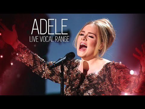 Vocal Range: Adele C3  A5
