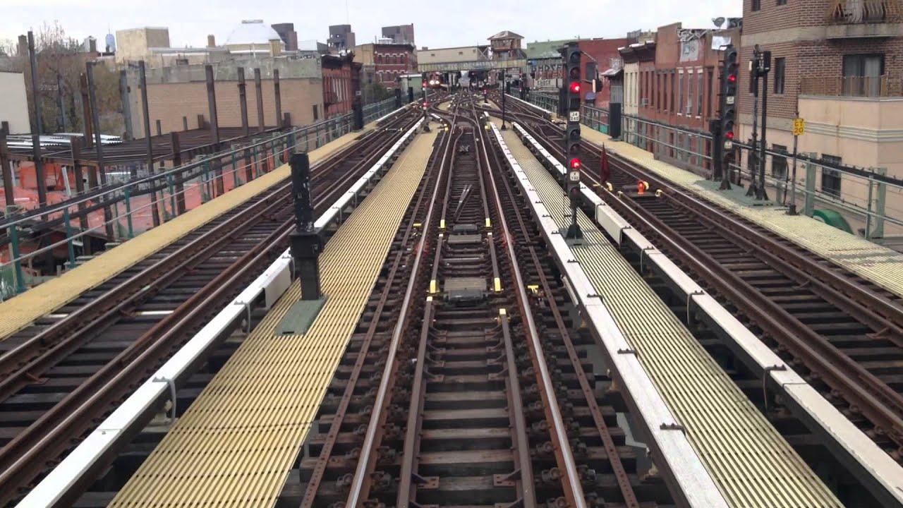RFW: R32 (J) Express: Broadway Junction - Myrtle Avenue ...