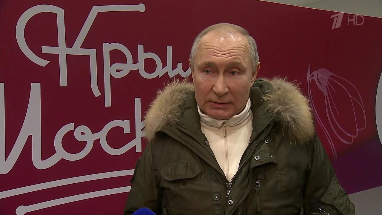 Владимир Путин предложил Байдену поговорить в прямом эфире