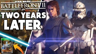 Star Wars Battlefront 2: Two Years Later - The Incredible Comeback of EA's Most Notorious Game