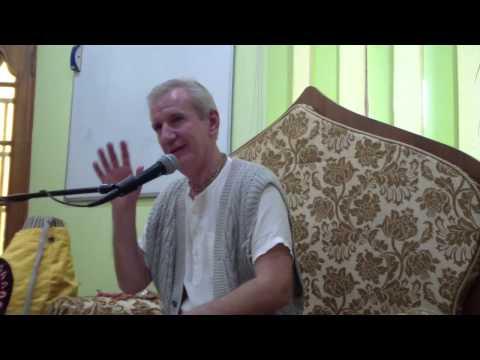 Шримад Бхагаватам 5.1.41 - Дхармарадж прабху