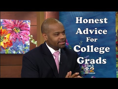 Real Career Advice for College Grads