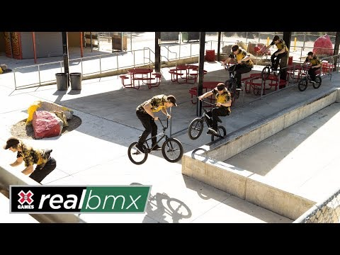 Colin Varanyak: Real BMX 2018 | World of X Games