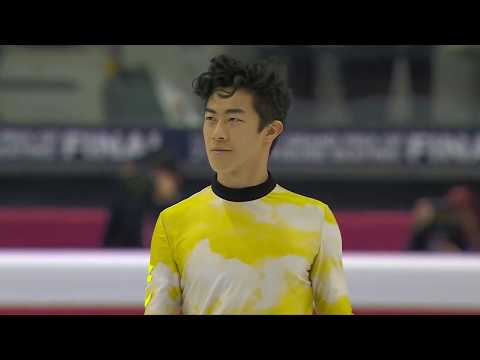 Nathan Chen - FS Goodbye Yellow Brick Road / Rocketman / Bennie And The Jets - Grand Prix Final 2019
