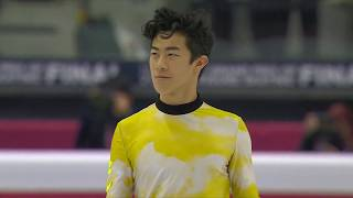 Nathan Chen - FS Goodbye Yellow Brick Road / Rocketman / Bennie and the Jets - Grand Prix Final 2019