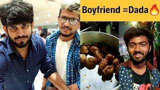Boyfriend = Dada Vlog 🤣 Bapidar Momo 🔥