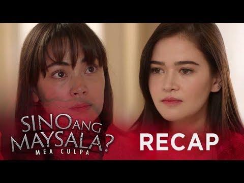 Download Juris and Fina's confrontation   Sino Ang Maysala Recap (With Eng Subs)