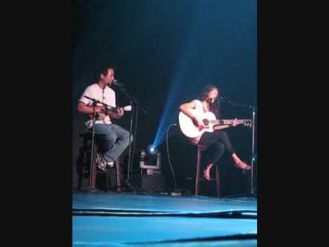 David Choi & Kina Grannis @ ISA - My Time With You