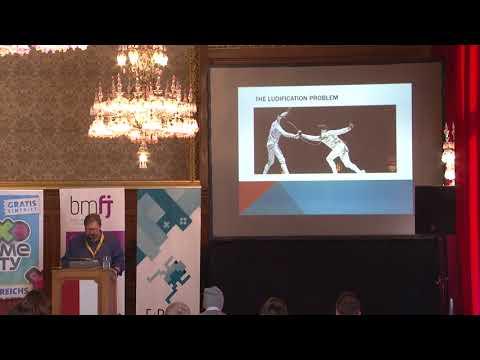 Jonas Linderoth @ FROG Vienna Games Conference, 15.10.2017