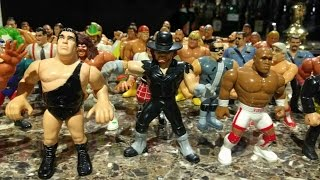 High 5 - Favourite Old WWF / WWE Hasbro Figures