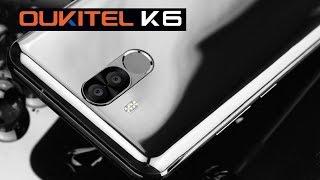 Oukitel K6, ¡¡¡Hasta NFC!!!
