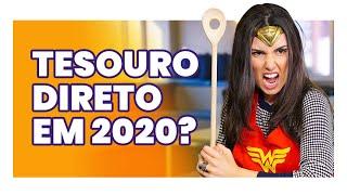 SELIC A 4,5%! Você vai GANHAR DINHEIRO com Tesouro Direto em 2020? (ASSISTA ANTES DE RESGATAR!)