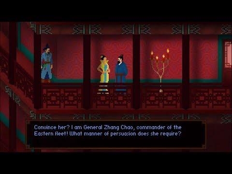 Detective Di: The Silk Rose Murders (Part 21): General Zhang and Madam Ling |