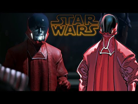 Emperor Palpatine's Sentinel Droids & His Contingency Plan After Death - Star Wars Explained