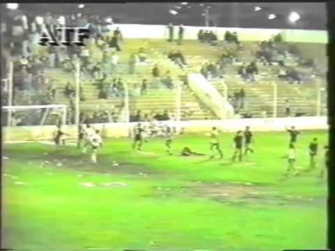 Gral Paz Juniors  - Racing de Cba 1-1 1995