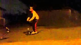 Darlo Street Sesh Scooter Pig (draw)