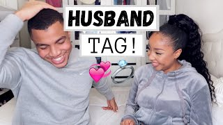 THE HUSBAND TAG 👀 💕 l HONEYSHAY