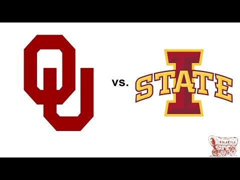 Oklahoma Highlights vs Iowa State - 11/03/16
