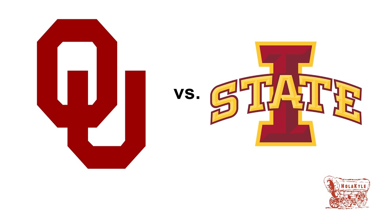 Oklahoma Highlights vs Iowa State - 11/03/16 - YouTube