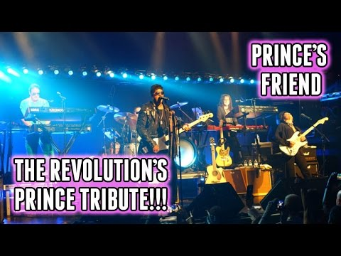 The Revolution's Tribute to Prince