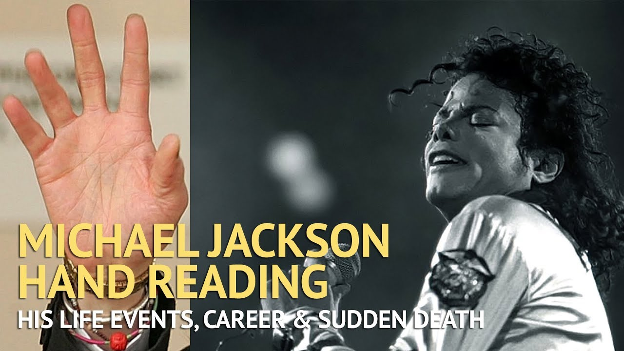 Michael Jackson Hand Reading | Palmistry