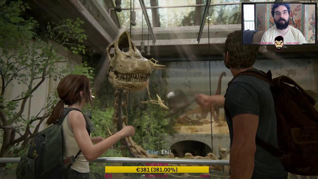 Barbastream - The Last of Us: part 2, episodio 5