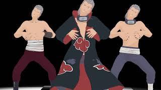 MMD Hidan Dance Doctor Pepper