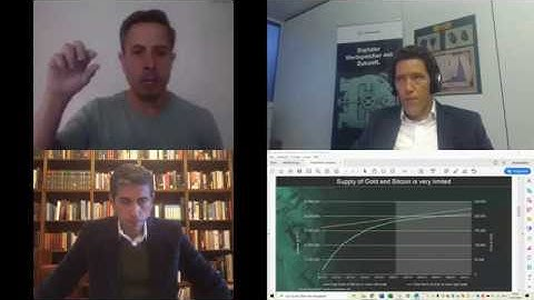 Gold vs Bitcoin - with Roy Sebag and Saifedean Ammous