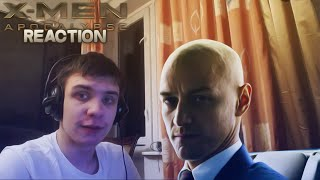 Reaction | Трейлер #1