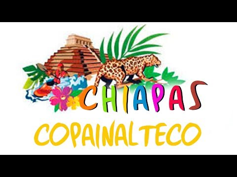 chiapas - Copainalteco