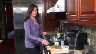 Healthy Asparagus & Feta Frittata : Healthy Food For Teens