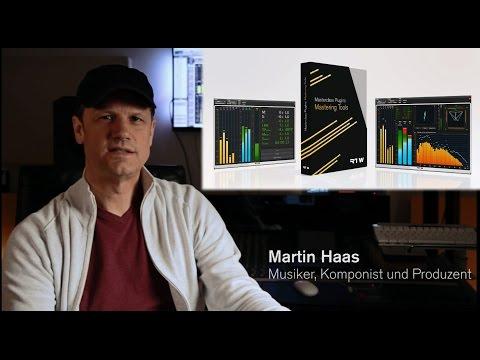 Best Metering Plug-in - RTW Mastering Tools