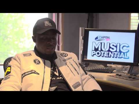 Fuse ODG's Full Interview with CapitalXTRA's Music Potential