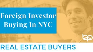 Foreign Investor Buying In Manhattan / Miniclass