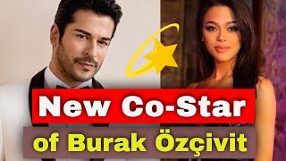 Burak Özçivit and Aslıhan Karalar in the TV series Resurrection Osman
