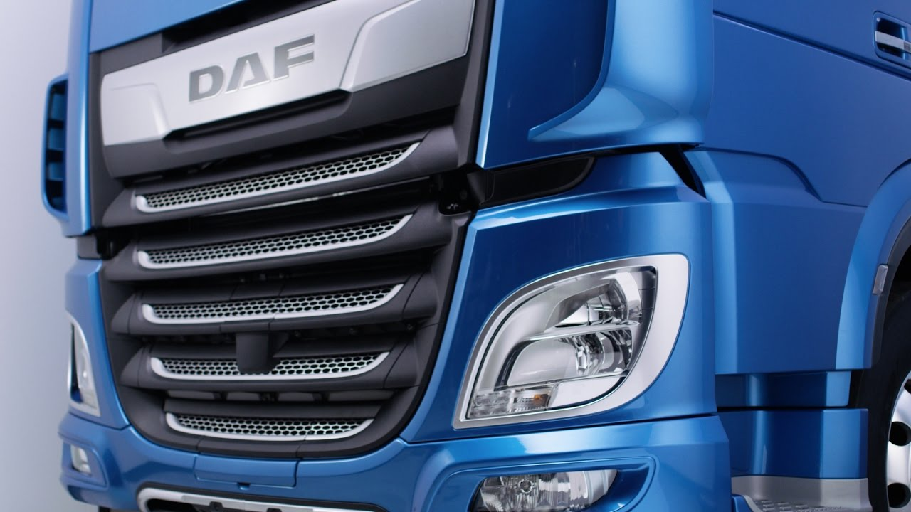 daf  reveal of the new cf and the new xf