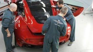 Making of: Touring Superleggera Disco Volante
