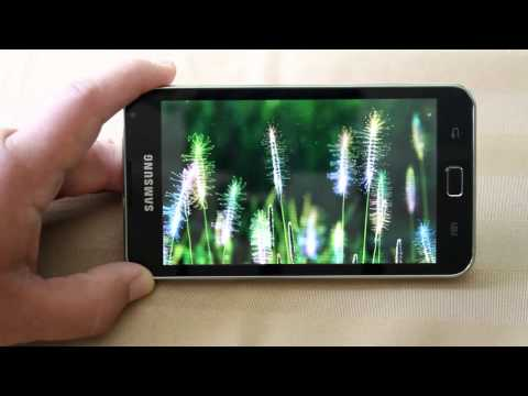 Samsung galaxy player 5 Unboxing y primera vista