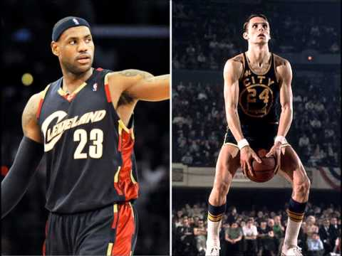 Rick Barry Goes In On Lebron James & Miami Heat. Says Bron
