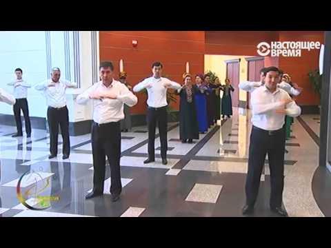 Health Month in Turkmenistan