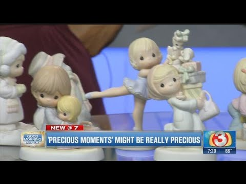 'Precious Moments' figurines could really be precious